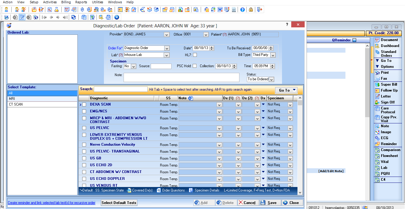 Onc Atcb Certified Electronic Health Record Software Onc